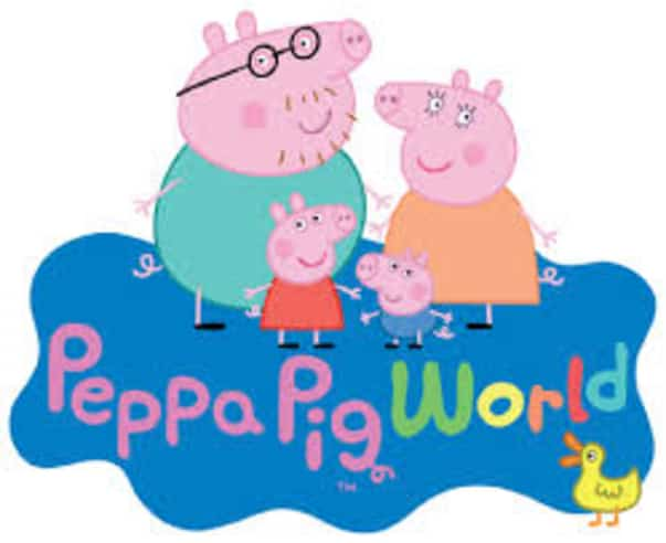 Peppa Pig World at Poultons Park